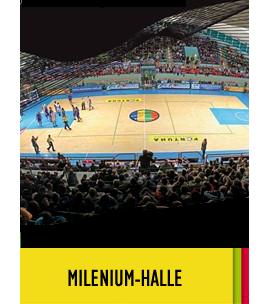 millenium halle
