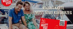 Die Rabattkarte Must-Visit
