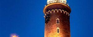 Der Leuchtturm von Kolberg