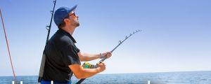 Hochseeangeln - fang den Fisch!