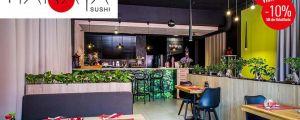 Sushi in Kolberg - Hanaya Sushi
