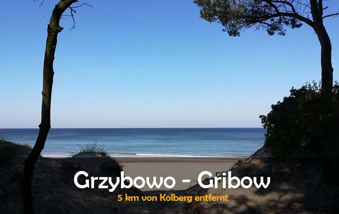 Gribow Ostsee